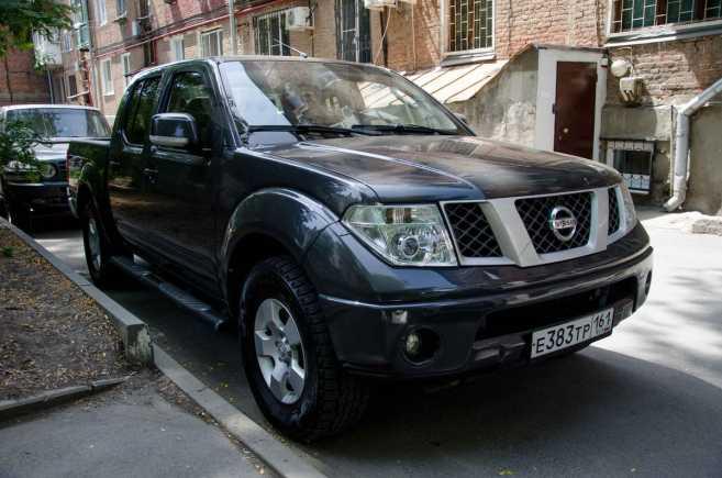 Nissan Navara, 2008 год, 615 000 руб.