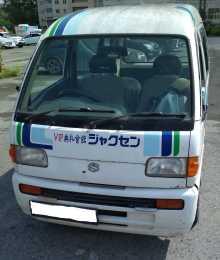 Екатеринбург Carry Van 1998