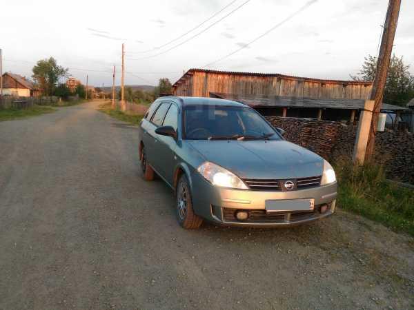 Nissan Wingroad, 2001 год, 140 000 руб.