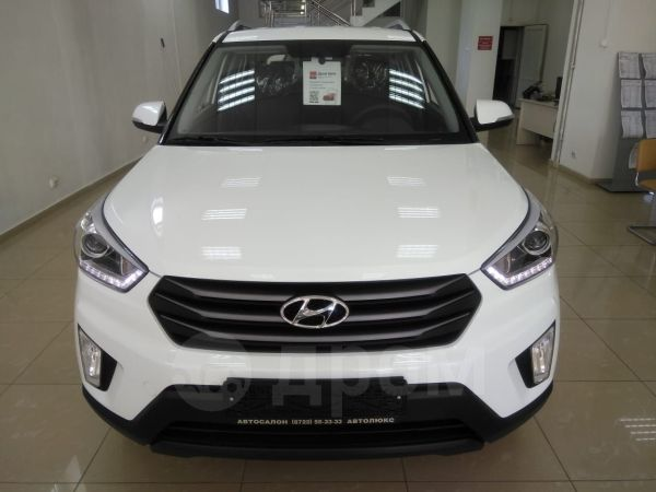 Hyundai Creta, 2018 год, 1 252 900 руб.