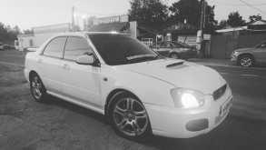 Subaru Impreza, 2004 г., Москва