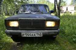 Кемерово 2107 2004