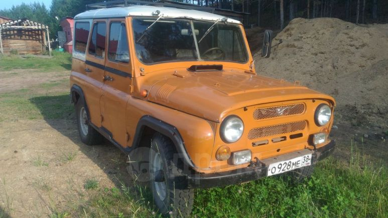 УАЗ 3151, 1994 год, 145 000 руб.
