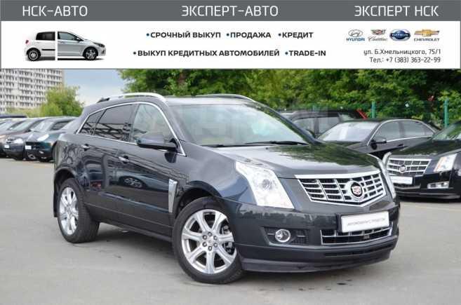 Cadillac SRX, 2015 год, 1 630 000 руб.