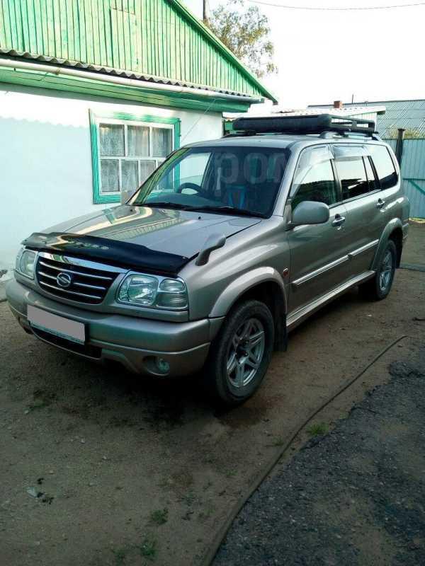 Suzuki Grand Escudo, 2001 год, 500 000 руб.