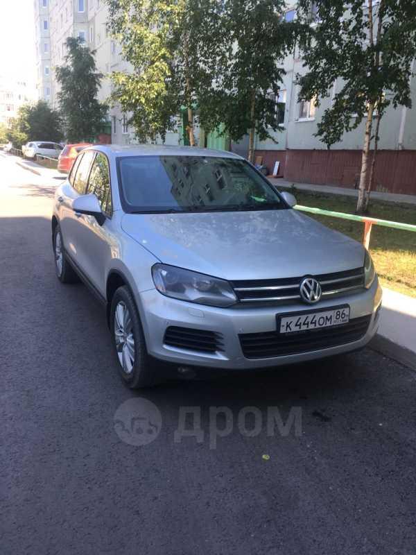 Volkswagen Touareg, 2010 год, 1 370 000 руб.