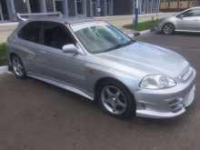 Благовещенск Civic 2000