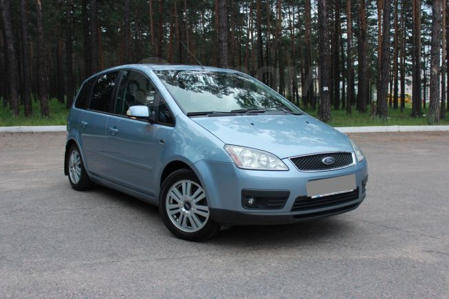 Ford C-MAX, 2006 год, 480 000 руб.