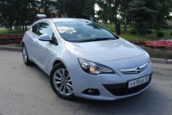 Омск Astra GTC 2012