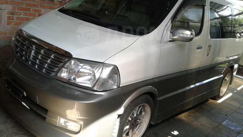 Toyota Grand Hiace, 2002 год, 500 000 руб.