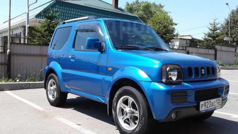 Suzuki Jimny, 2011 год, 599 000 руб.