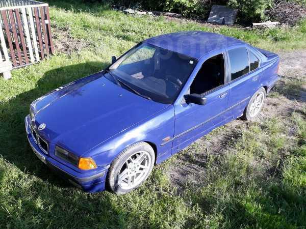 BMW 3-Series, 1996 год, 120 000 руб.