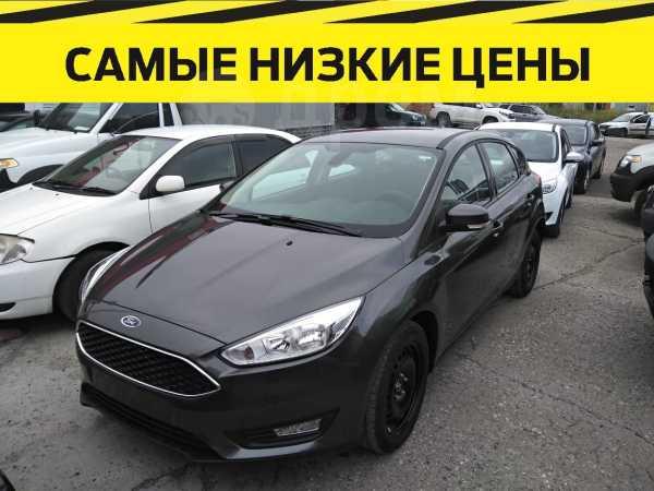 Ford Focus, 2018 год, 1 026 500 руб.