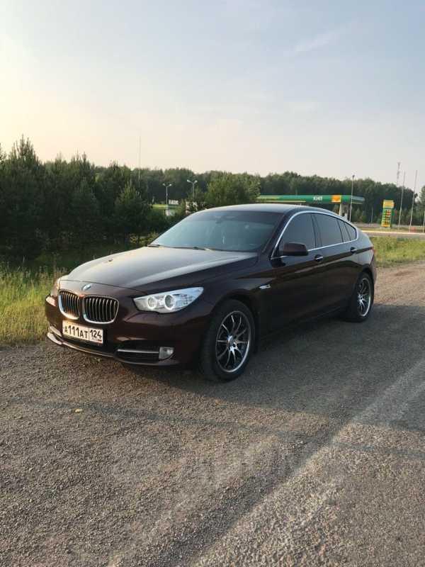 BMW 5-Series Gran Turismo, 2011 год, 1 650 000 руб.