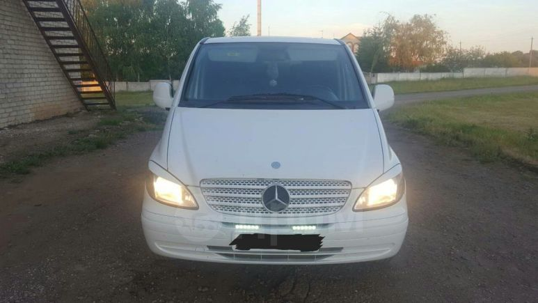 Mercedes-Benz Vito, 2004 год, 620 000 руб.