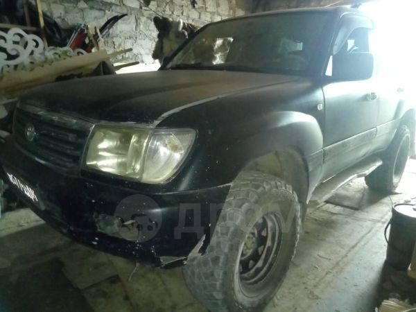 Toyota Land Cruiser, 2003 год, 1 680 000 руб.