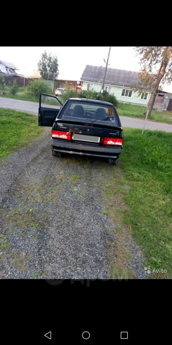 Лада 2114 Самара, 2007 год, 110 000 руб.
