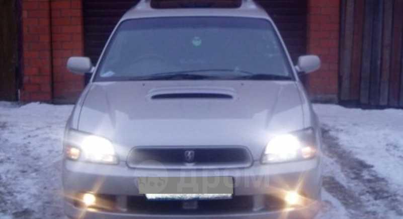 Subaru Legacy, 2001 год, 350 000 руб.