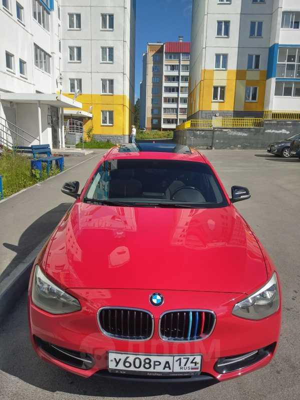 BMW 1-Series, 2012 год, 790 000 руб.