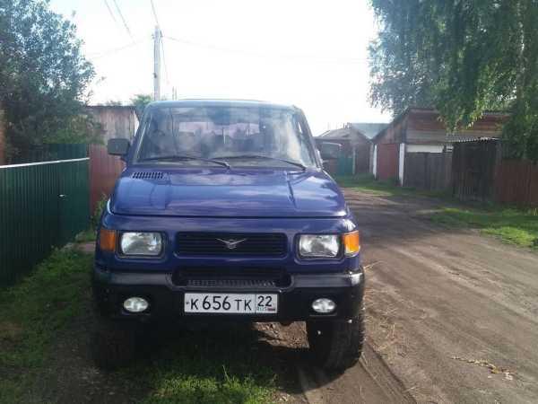 УАЗ Симбир, 2003 год, 215 000 руб.