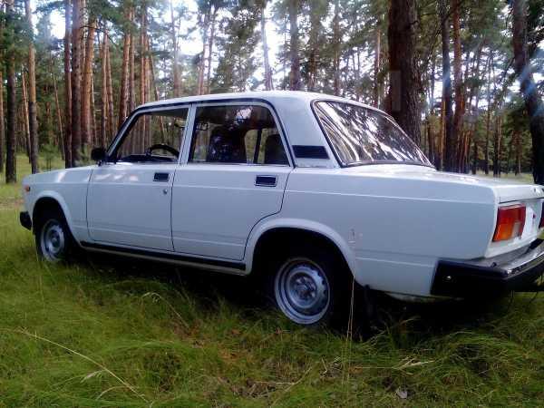 Лада 2105, 2007 год, 100 000 руб.
