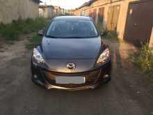 Иркутск Mazda3 2012