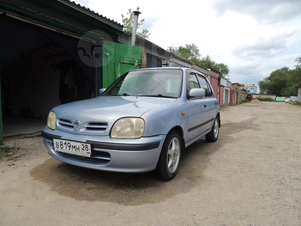Nissan March, 2000 год, 160 000 руб.