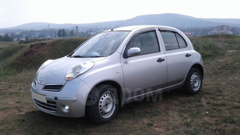 Nissan March, 2009 год, 269 000 руб.