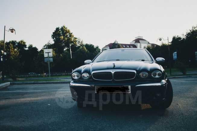 Jaguar X-Type, 2003 год, 400 000 руб.