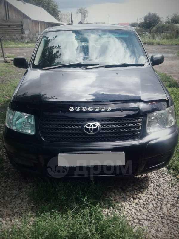 Toyota Succeed, 2002 год, 255 000 руб.
