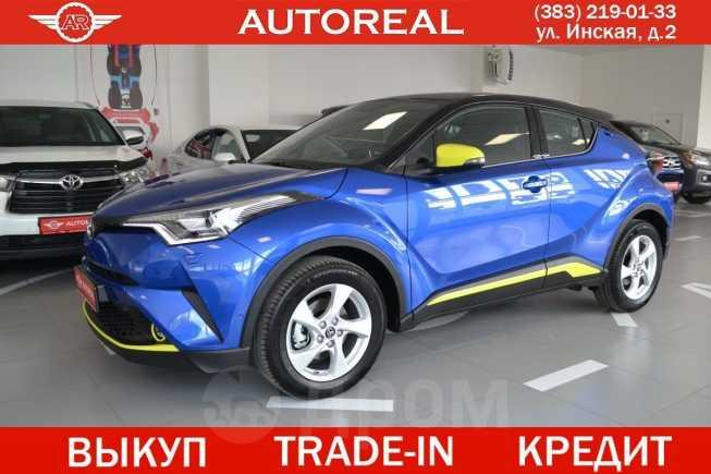 Toyota C-HR, 2018 год, 1 950 000 руб.