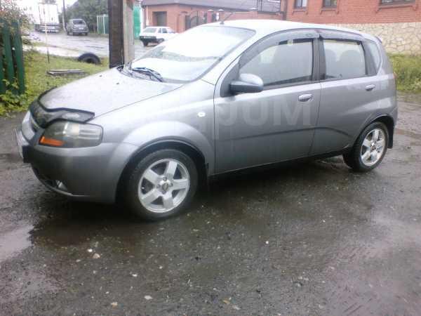 Chevrolet Aveo, 2007 год, 202 000 руб.