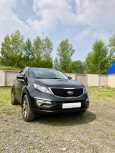 Kia Sportage, 2015 год, 1 300 000 руб.