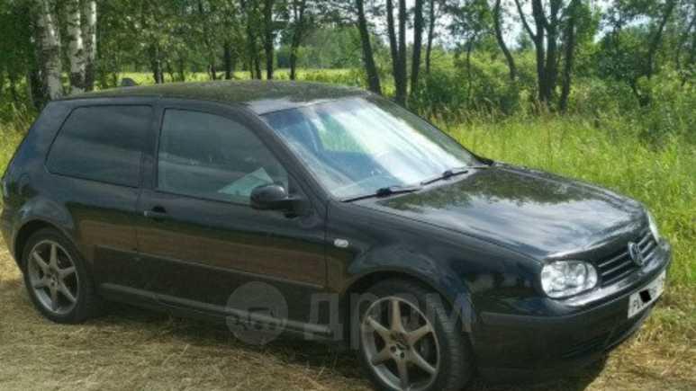 Volkswagen Golf, 2002 год, 215 000 руб.
