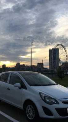Казань Opel Corsa 2014