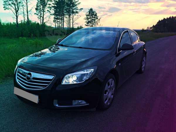 Opel Insignia, 2010 год, 545 000 руб.