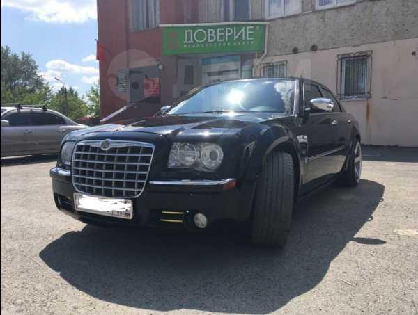 Chrysler 300C, 2007 год, 760 000 руб.