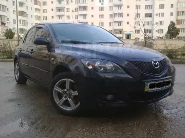Mazda Mazda3, 2006 год, 580 000 руб.