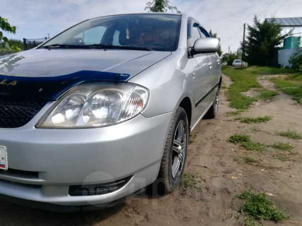 Toyota Corolla, 2002 год, 245 000 руб.