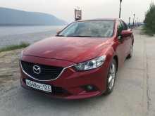 Ленск Mazda6 2015
