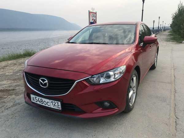 Mazda Mazda6, 2015 год, 1 200 000 руб.