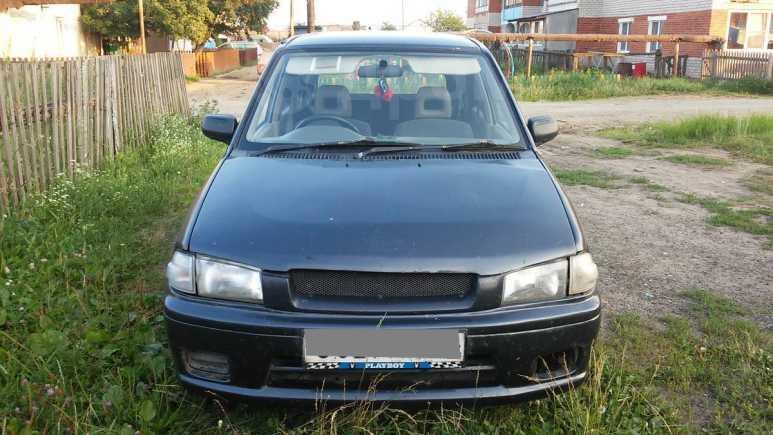 Mazda Demio, 1998 год, 95 000 руб.