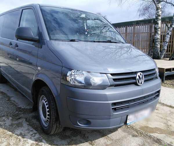 Volkswagen Transporter, 2009 год, 780 000 руб.