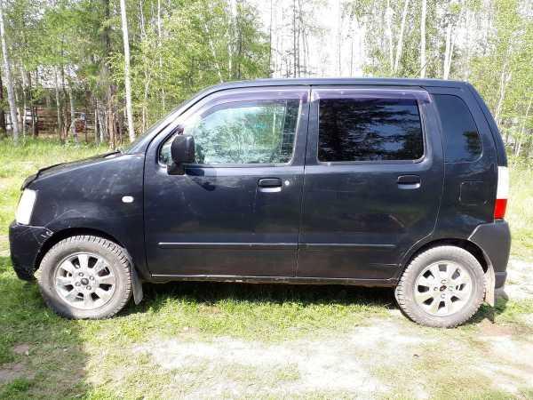 Suzuki Wagon R Solio, 2004 год, 230 000 руб.