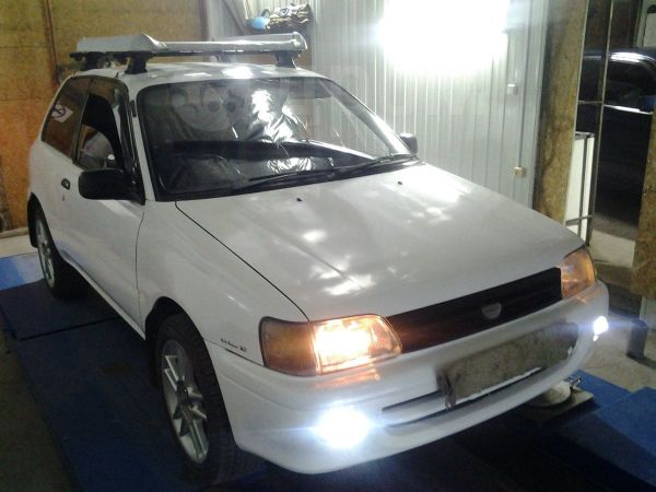 Toyota Starlet, 1993 год, 160 000 руб.