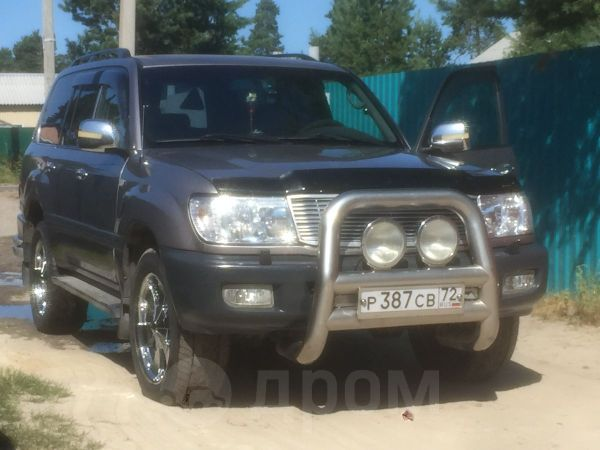 Toyota Land Cruiser, 2001 год, 1 000 000 руб.