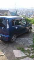 Nissan Cube, 2001 год, 140 000 руб.