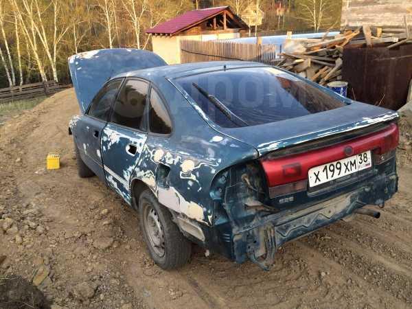 Mazda 626, 1995 год, 89 000 руб.