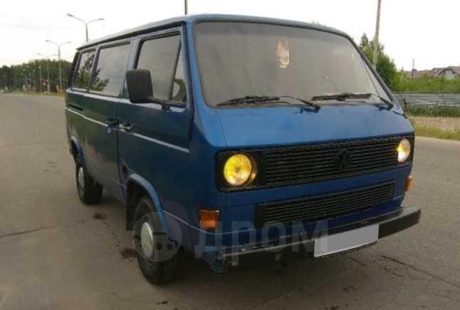 Volkswagen Transporter, 1986 год, 99 000 руб.