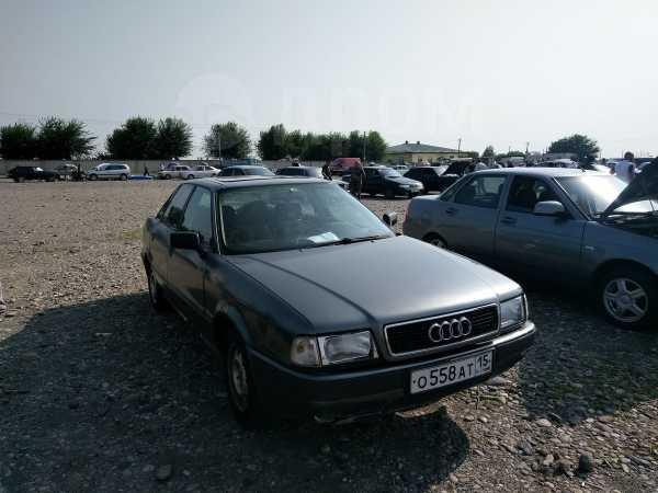 Audi 80, 1990 год, 90 000 руб.